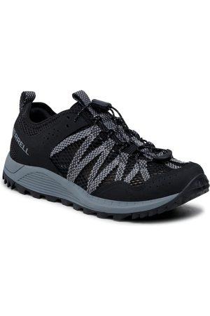 Merrell Femme Chaussures - Chaussures de trekking - Wildwood Aerosport J036152 Black