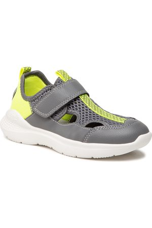 Superfit Sneakers - 1-000311-2000 S Grau/Gelb