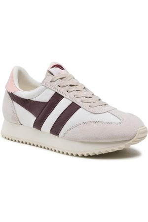 Gola Sneakers - Boston 78 CLB108 Off White/Burgundy/Pearl Pink