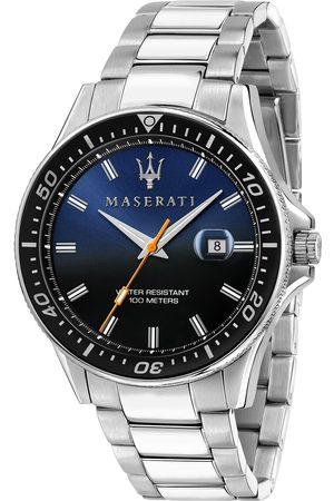 Maserati Montre - Sfida R8853140001 Silver/Black