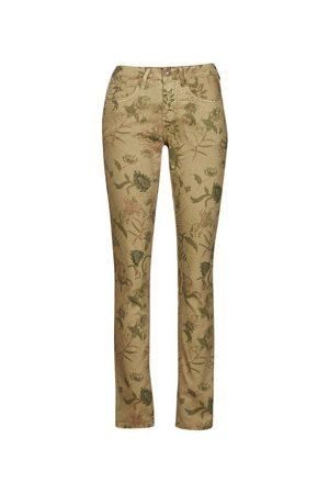 Cream Pantalon LOTTE PRINTED