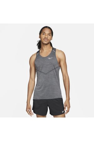 Nike Haut de running sans manches Dri-FIT ADV Techknit Ultra pour Homme
