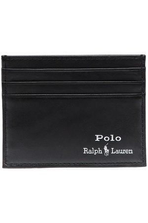 Polo Ralph Lauren Porte-cartes Suffolk en cuir