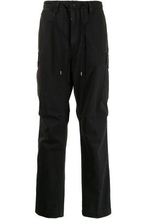 Polo Ralph Lauren Homme Cargos - Pantalon droit à poches cargo