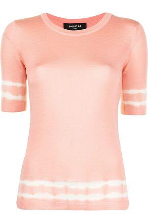 Paule Ka Femme Pulls en maille - Pull à motif tie dye