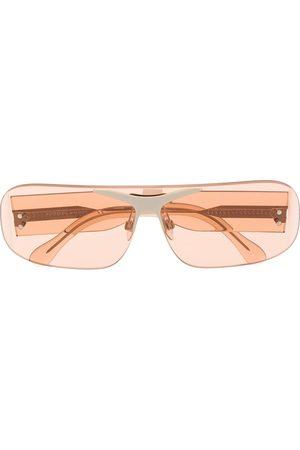 Burberry Eyewear Lunettes de soleil à monture oversize