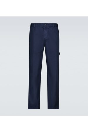 Moncler Genius Pantalon chino en coton 5 MONCLER CRAIG GREEN