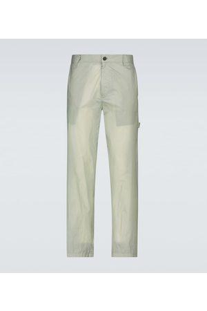 Moncler Genius Pantalon chino en nylon 5 MONCLER CRAIG GREEN
