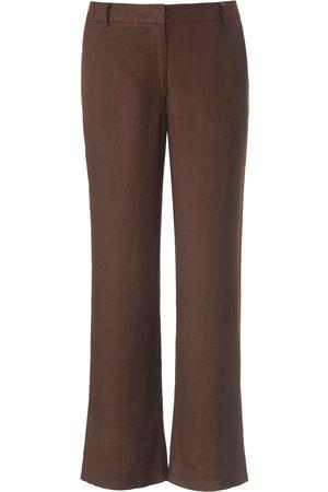 Peter Hahn Le pantalon 100% lin coupe Cornelia