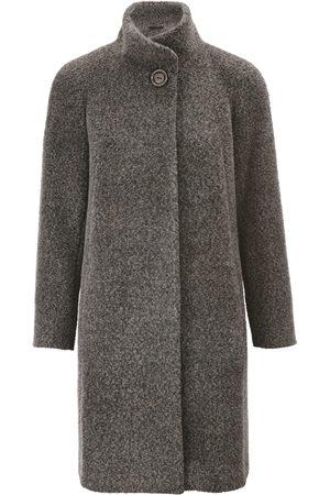 ERRE Le manteau 3/4 laine vierge et alpaga