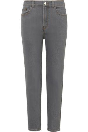 DAY.LIKE Le jean longueur chevilles coupe 5 poches