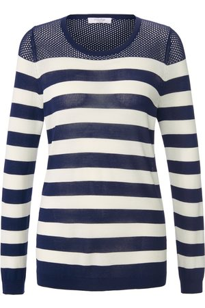 mayfair by Peter Hahn Le pull encolure ronde