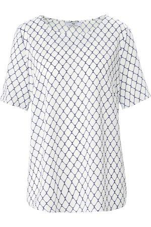 Peter Hahn Femme Chemisiers - La blouse encolure dégagée