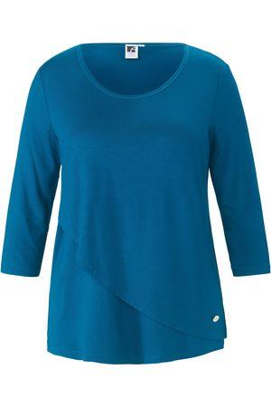 Anna Aura Le T-shirt manches 3/4 turquoise