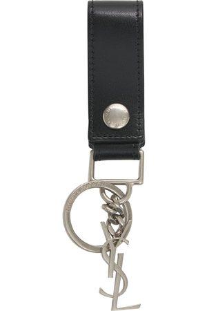 """Saint Laurent Homme Bracelets - Porte-clés En Cuir """"monogram"""""""