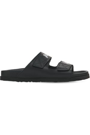 PALM ANGELS Leather Sandals