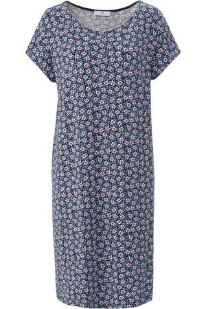Peter Hahn Femme Robes business - Robe jersey avec encolure ronde