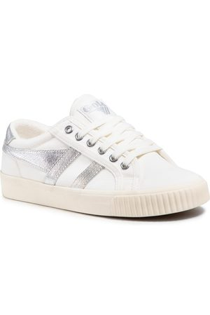 Gola Tennis - Tennis Mark Cox CLA280 Off White/Silver