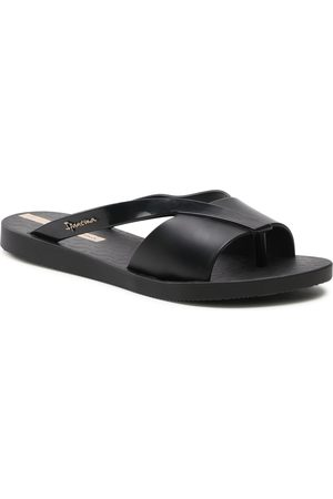 Ipanema Mules / sandales de bain - Elis Fem 26561 Black/Black 20780