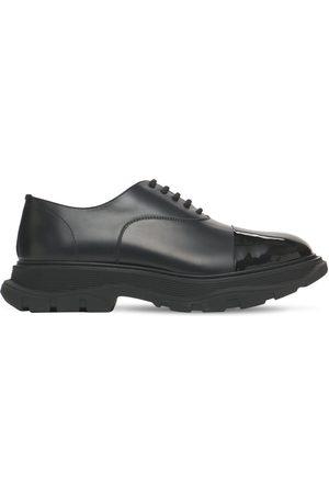 Alexander McQueen Chaussures Hydrides À Lacets En Cuir