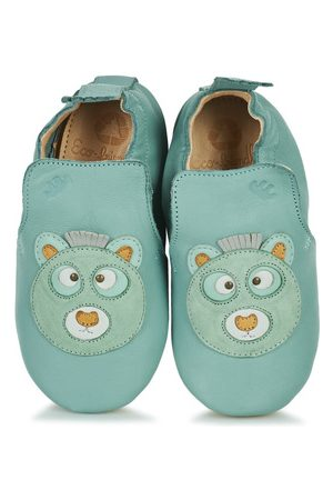 Easy Peasy Fille Chaussons - Chaussons enfant BLUBLU OURS