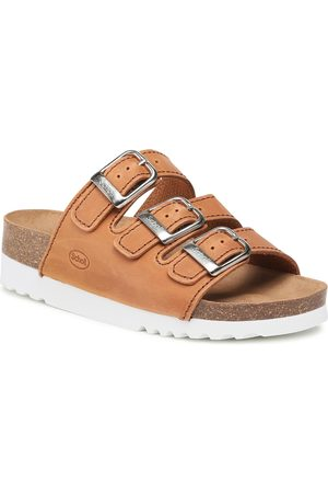 Scholl Mules / sandales de bain - MF26835 RIO MED 1175 Brown