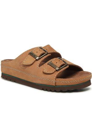 Scholl Mules / sandales de bain - F21531 Air Bag Med 1016 Brown