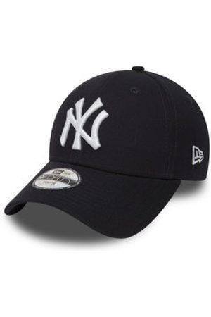 New Era Enfant Casquettes - Casquette MLB New York Yankees League Basic 9Forty marine pour Enfant
