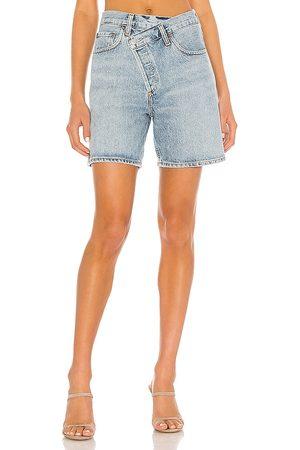 AGOLDE Femme Shorts en jean - SHORT EN JEAN. Size 25, 26, 27, 28, 29, 30, 31, 32.