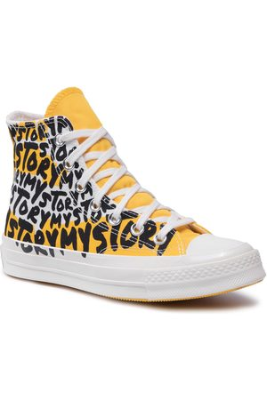 Converse Baskets - Chuck 70 Hi 170282C Erget/Amarillo/Black