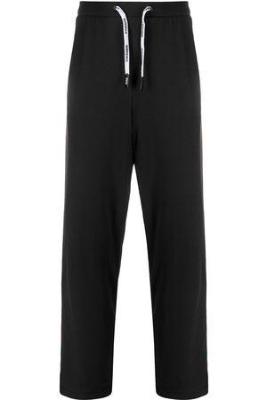 DUOltd Pantalon de jogging à bande contrastante