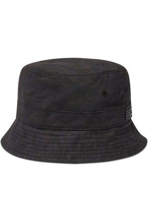 Superdry Femme Chapeaux - Bob - Bucket Hat M9010161A Black Nathan Camo 5NL
