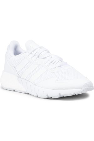 adidas Chaussures - Zx 1k Boost J S42589 Cloud White/Cloud White/Cloud White