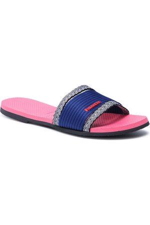 Havaianas Mules / sandales de bain - You Trancoso Pc 41458247600 Pink/Porcelain