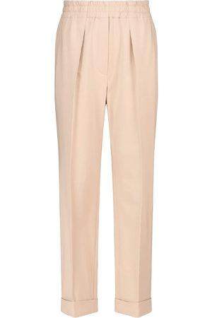 Brunello Cucinelli Pantalon en coton