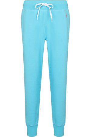 Polo Ralph Lauren Femme Joggings - Pantalon de survêtement en coton mélangé