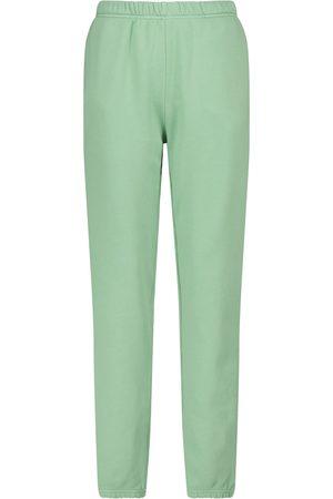 Les Tien Femme Joggings - Pantalon de survêtement en coton