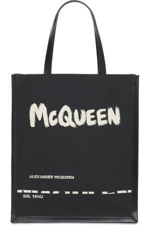 "Alexander McQueen Tote Bag ""city"""
