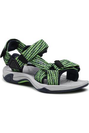CMP Chaussures de randonnée - Sandales - Kids Hamal Hiking Sandal 38Q9954 Mela/B.Blue 32EG