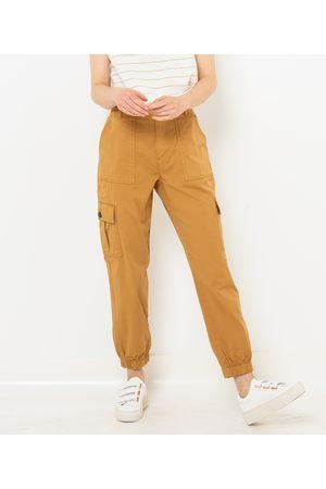 Camaïeu Femme Pantalons - Pantalon treillis femme