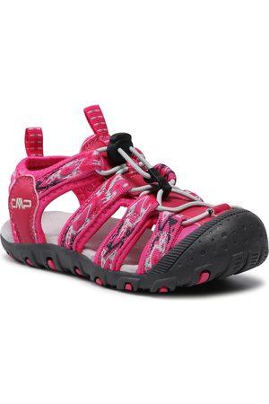 CMP Fille Chaussures de randonnée - Sandales - Sahiph Hiking Sandal 30Q9524 Fragola/Gloss 23CG