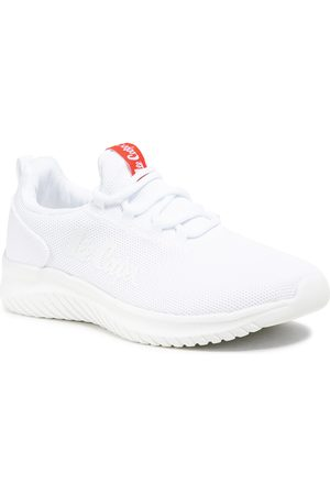 Lee Cooper Femme Baskets - Sneakers - LCW-21-32-0269L White