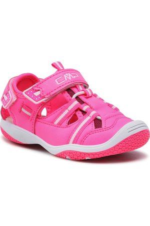 CMP Fille Chaussures de randonnée - Sandales - Baby Naboo Hiking Sandal 30Q9552 Fragola B880