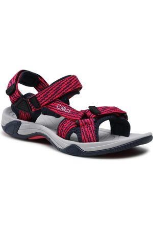 CMP Sandales - Kids Hamal Hiking Sandal 38Q9954J Fragola/Antracite 32CG
