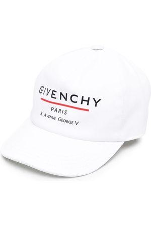 Givenchy Casquette à logo imprimé