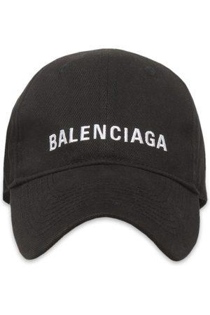 Balenciaga Femme Chapeaux - Casquette à logo brodé