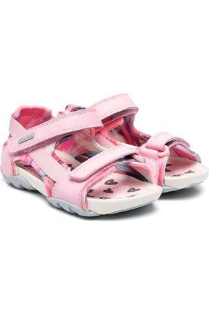 Camper Fille Sandales - Touch-strap sandals
