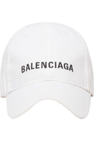 Balenciaga Casquette à logo brodé