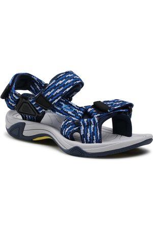 CMP Chaussures de randonnée - Sandales - Kids Hamal Hiking Sandal 38Q9954 Cosmo/Royal