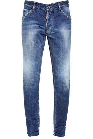 Dsquared2 Jean Cool Guy En Denim De Coton 16,5 Cm